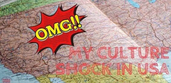 culture shock Parole sparse