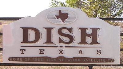 dish sign parole sparse