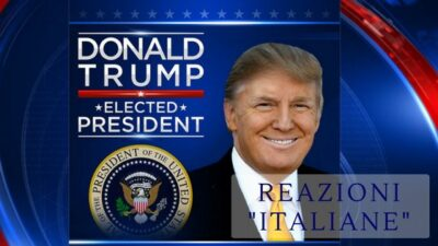 elezione trump- parole sparse