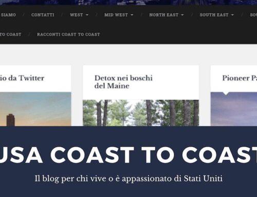USA coast to coast: un blog per scoprire gli USA