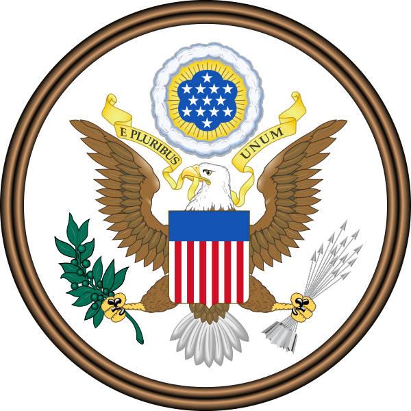 Aquila eagle great seal