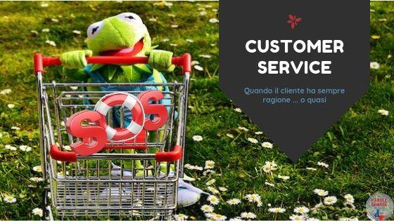 Customer service parole sparse