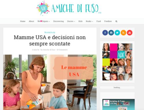 #ADF – Le mamme USA