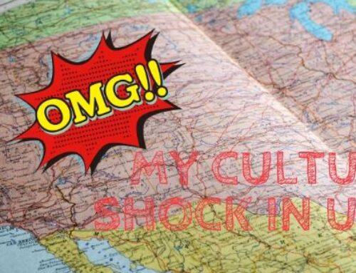 My Culture Shock in USA