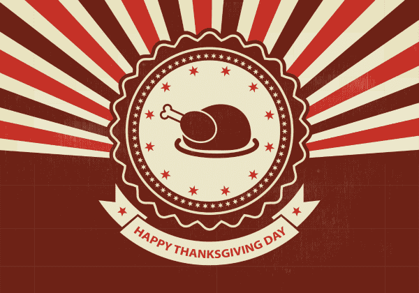 thanksgiving cover parole sparse