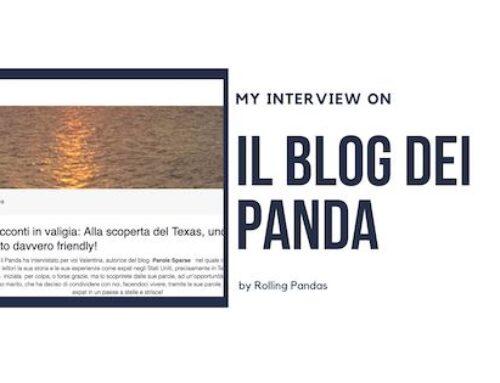 Rolling Pandas: Il blog dei panda – Interview