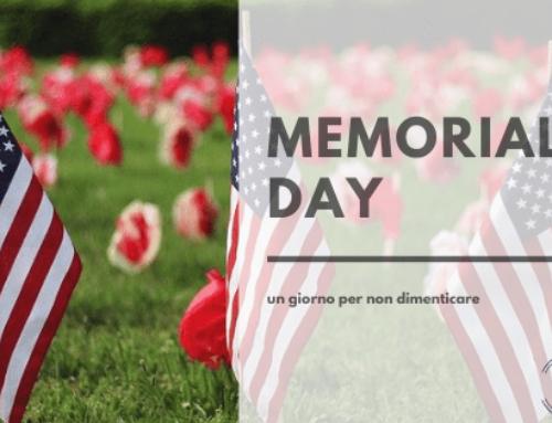 Memorial Day: un giorno per non dimenticare