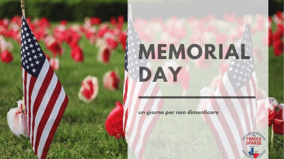 Memorial Day- Parole sparse un'italiana in Texas