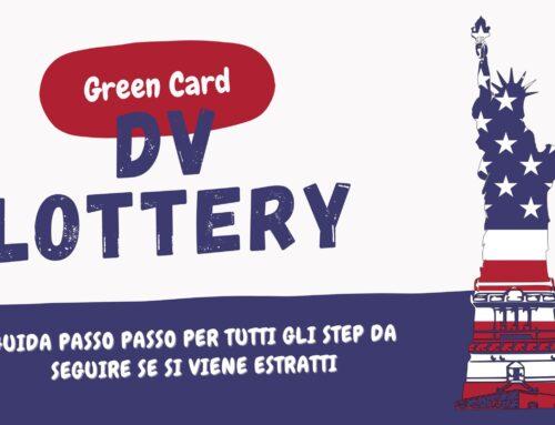 Estrazione DV Lottery – Guida in caso di selezione