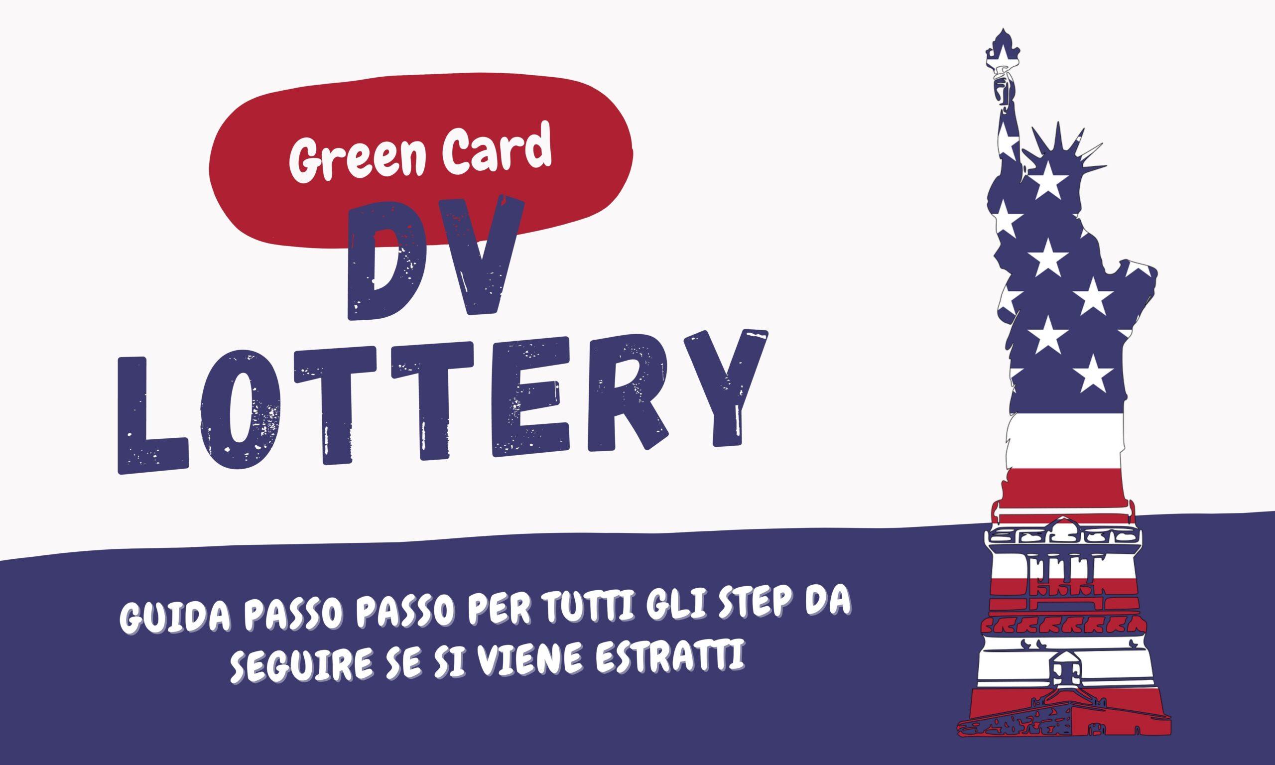 estrazione dv lottery guida
