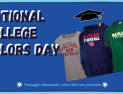 College Colors Day – Show your spirit and school pride!!